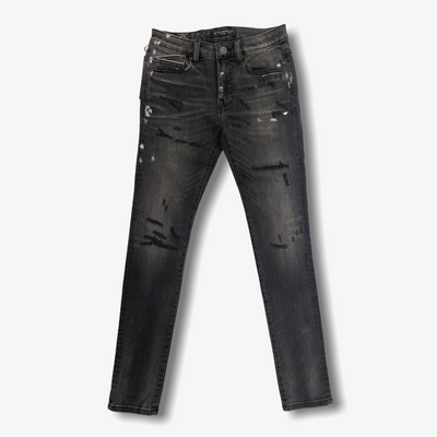 Cult of Individuality Punk Super Skinny Castor Jeans