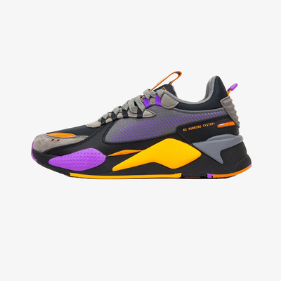 Puma RS-X O.H. Black pur glimmer steel gray 372803-01