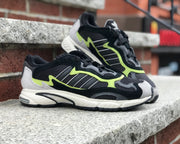 Adidas Temper Run Black Glow F97209