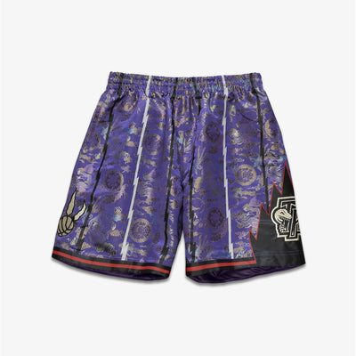 Mitchell & Ness NBA Lunar New Year Swingman Shorts Toronto Raptors