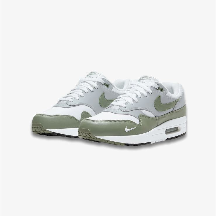 Nike Air Max 1 PRM White Spiral Sage Wolf Grey DB5074-100