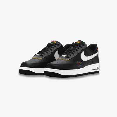 Nike Air Force 1 '07 LV8 Black White Dark Grey DC1483-001