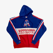 Mitchell & Ness Leading Scorer Fleece Hoodie New England Patriots