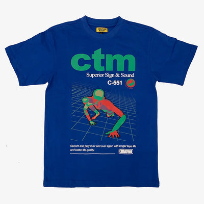 Chinatown Market SSS Tee Royal