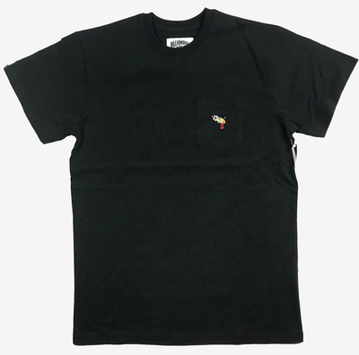 BBC BB Pocket Blaster SS Knit T-shirt black