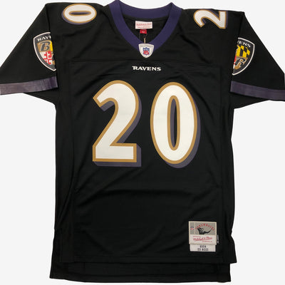 Mitchell & Ness NFL Legacy Ravens Jersey 04 Ed Reed black