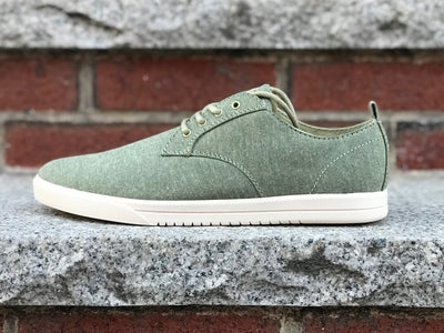 Clae Ellington Textile Aloe Green CL19AET02