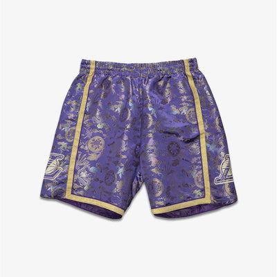 Mitchell & Ness NBA Lunar New Year Swingman Shorts Los Angeles Lakers