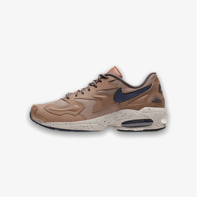 Nike Air Max 2 Light LX Desert Dust Sanded Purple CJ9997-201