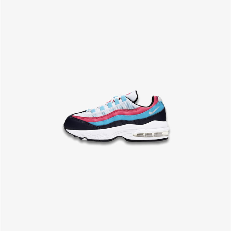 Nike Air Max 95 (PS) Blackened Blue White Blue Fury 905461-404