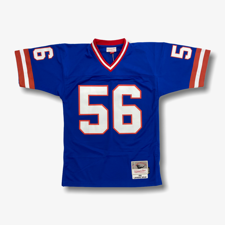 Mitchell & Ness NFL Legacy Jersey New York Giants Lawrence Taylor 1986 Blue