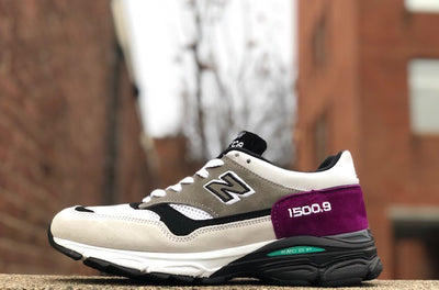 New Balance 1500.9 Made in UK M15009EC Grey Black Purple