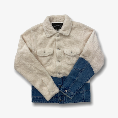 Dead Than Cool Shepherd Denim Jacket