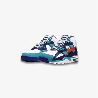 Nike Air Trainer SC High Mountain Blue Team Orange CW6023-401