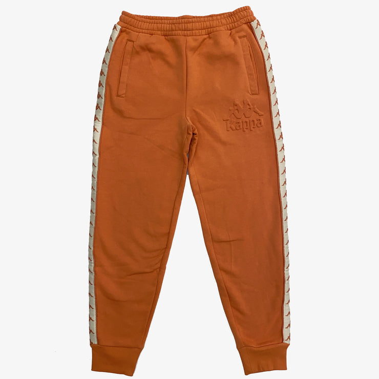 KAPPA 222 BANDA BUNTU Sweatpants Orange Egg