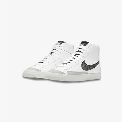 Nike Blazer Mid '77 White Light Smokey Grey CW6726-100