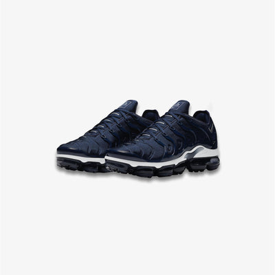 Nike Vapormax Plus Midnight Navy Metallic Silver DH0611-400