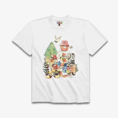 Chinatown Market Smiley Friends Tee White