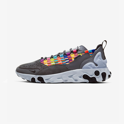 Nike React Sertu Iron Grey Black-LT Smoke Grey AT5301-004