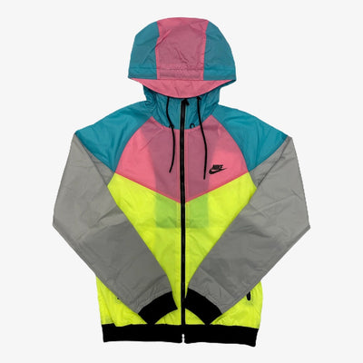 Nike Windrunner Neon Pink-Teal CW2312-662