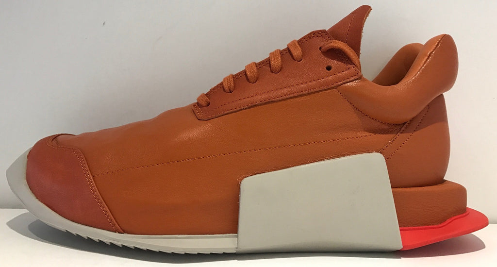 Adidas X Rick Owens RO Level Runner Low Rooran RoRed BY2993