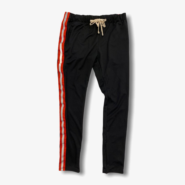 EPTM Reflective Trackpants Black Red