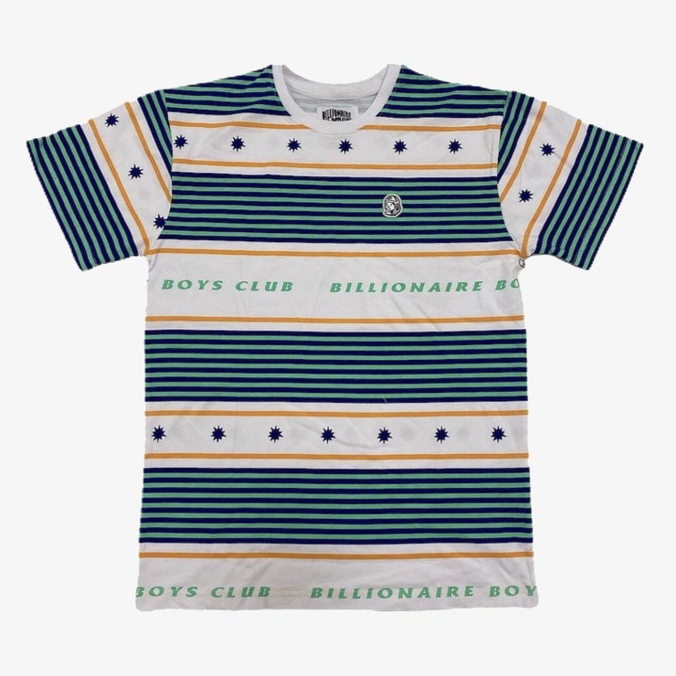BBC BB Stargazer SS Knit T-shirt Bleach White