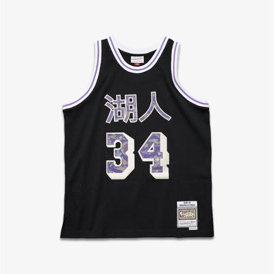 Mitchell & Ness NBA Lunar New Year Swingman Jersey LA Lakers Shaq