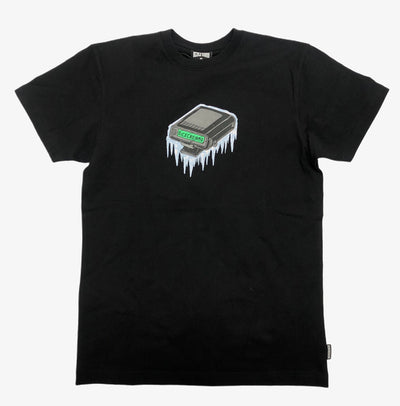 Ice Cream Pager SS Tee Black