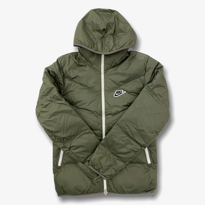 Nike Sportswear Down-Fill Windrunner Twilight Marsh Black CU4404-380