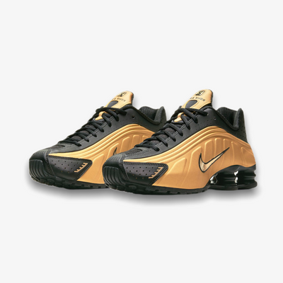 Nike Shox R4 Metallic gold 104265-702