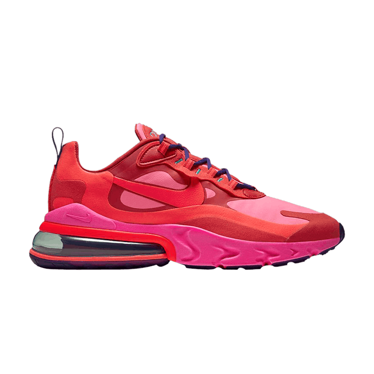 Nike Air Max 270 React Mystic Red Bright Crimson AO4971-600