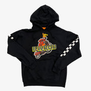 B Wood Excite Bike Hoody black