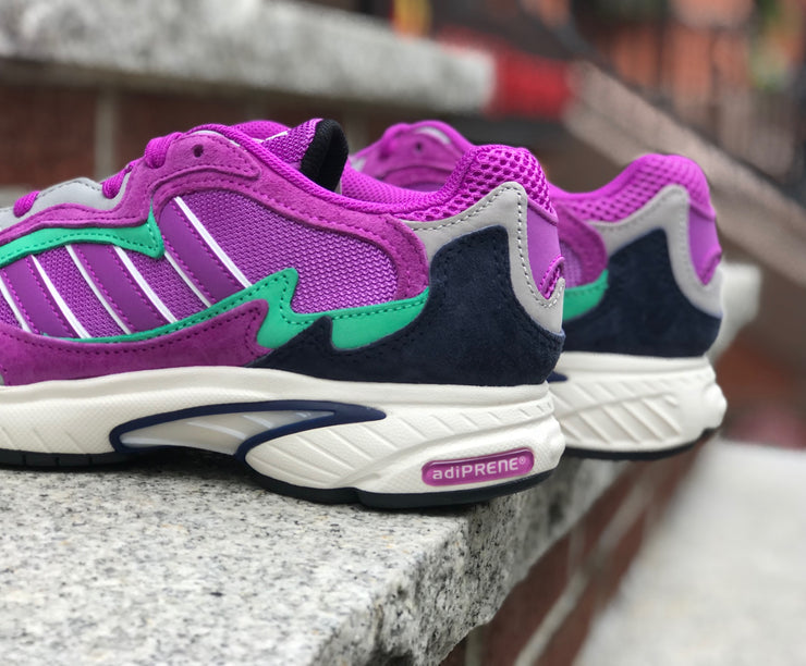 Adidas Temper Run Purple Glow F97208