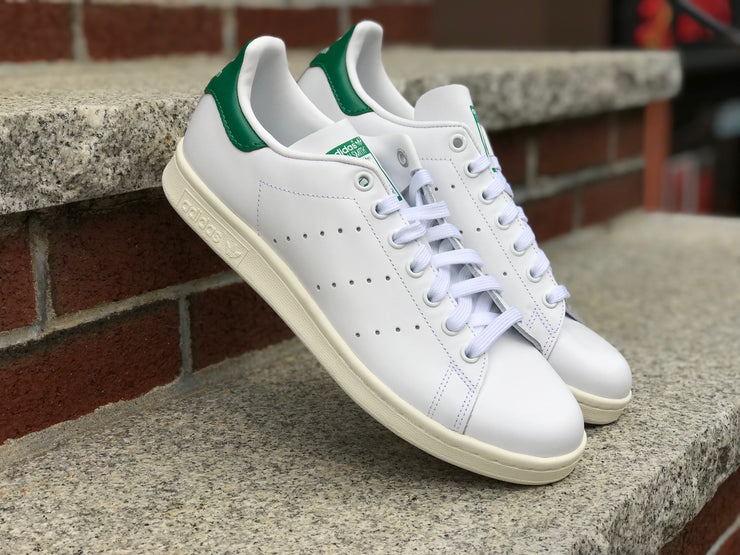 Adidas Stan Smith White Off White Green BD7432 – Sneaker Junkies