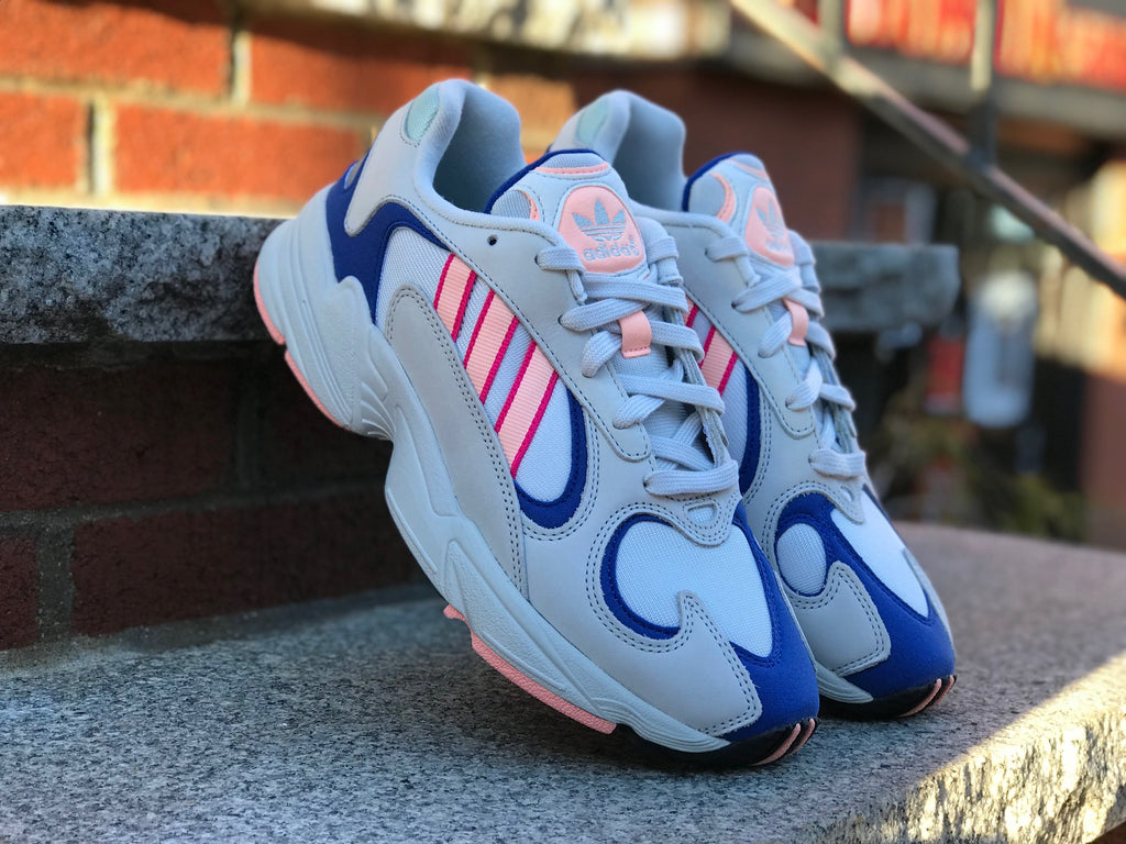 new product 159a3 9c5ea ... Adidas Yung-1 white cleora royal BD7654