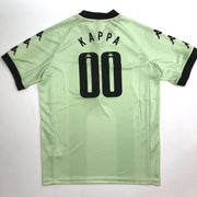 Kappa Authentic Tabe Mint Black Jersey