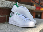 Adidas Womens Stan Smith OG White Green B24105/Q47226