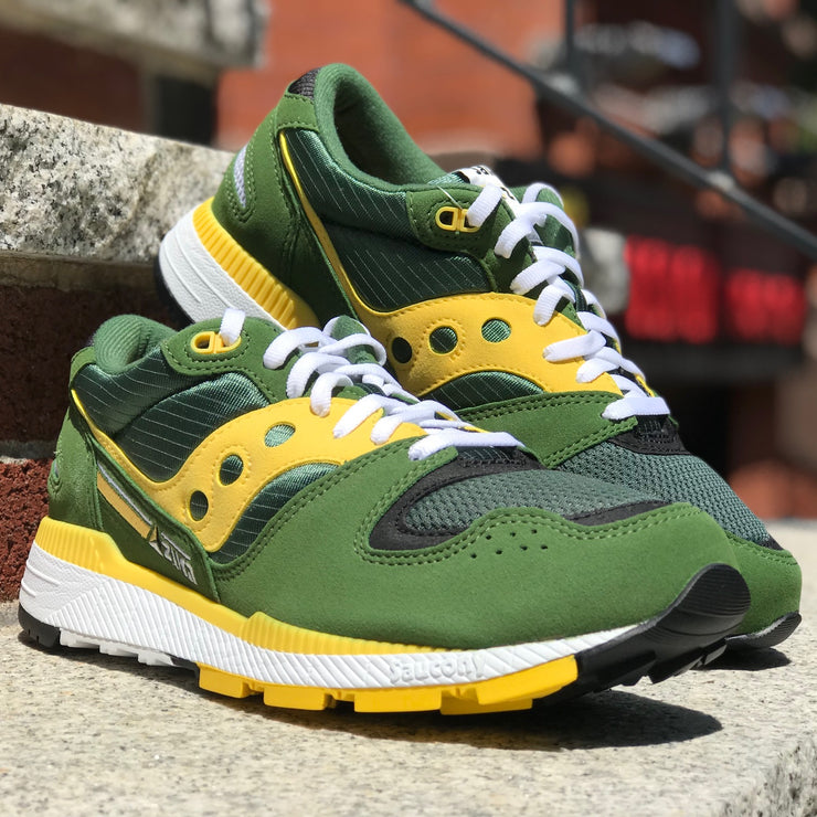 Saucony Azura Green Yellow S70437-10