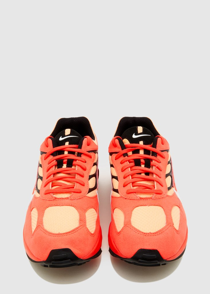 Nike Air Ghost Racer NYC Bright Crimson Sail Black CT1515-600