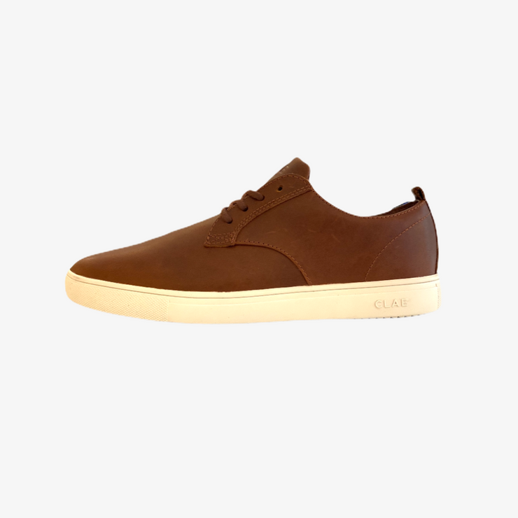 Clae Ellington SP Chestnut Oiled Leather