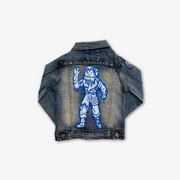 BBC BB Glacier Jacket Nebula Kids
