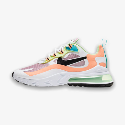 Nike Womens Air Max 270 React SE Light Arctic Pink Black CJ0620-600