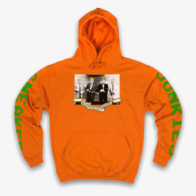 B Wood X Sneaker Junkies Point Break Hoodie Safety