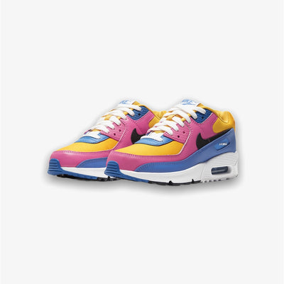 Nike Air Max 90 LTR (GS) University Gold Black CD6864-700