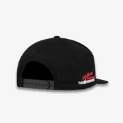 The Hundreds x A Nightmare on Elm Street Kruger Snapback Black