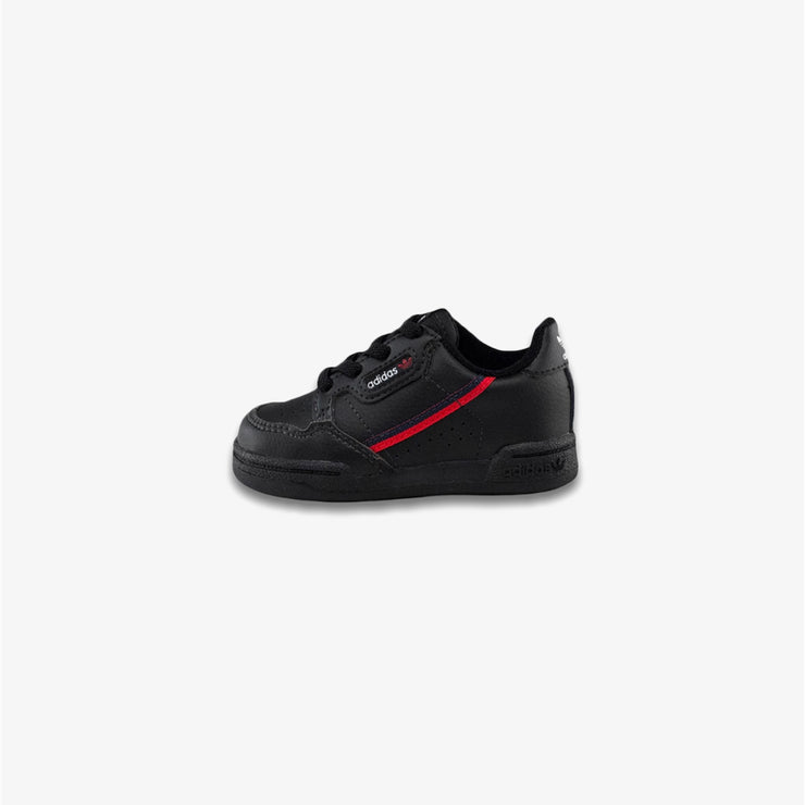Adidas Continental 80 Infant Core Black Scarlet Navy G28217