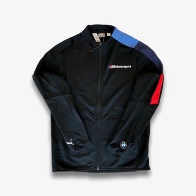 Puma BMW MMS T7 Track Jacket Anthracite 576648-01