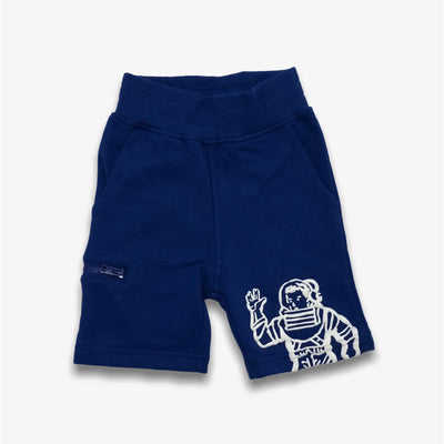 BBC Kids BB Astronaut Shorts royal