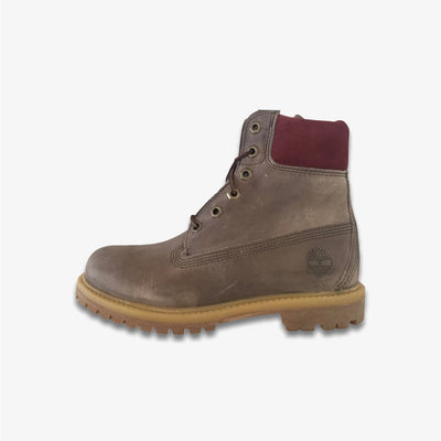Timberland Womens 6 inch Premium Grey TB0A1973